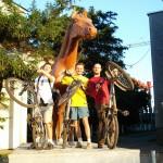 Велосипедная прогулка 26.06.2010г.