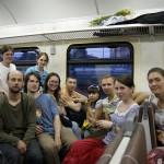Поездка в Абрамцево 2010г.