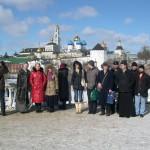 Поездка в Троице-Сергиеву лавру 2010г.