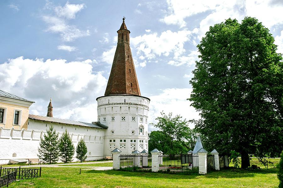 Настоятельница монастыря