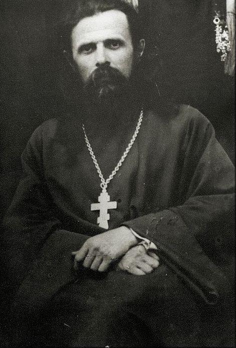 протоиерей Иоанн Кедров